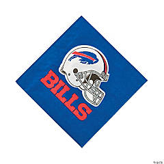 Paper NFL® Buffalo Bills™ Luncheon Napkins