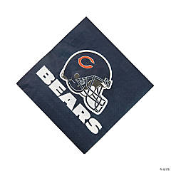 Paper NFL® Chicago Bears™ Luncheon Napkins