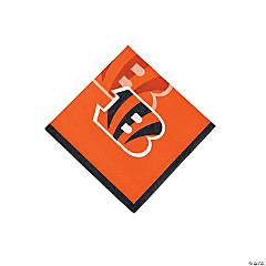 Paper NFL® Cincinnati Bengals™ Beverage Napkins