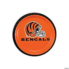 Paper NFL® Cincinnati Bengals™ Dessert Plates