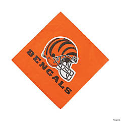Paper NFL® Cincinnati Bengals™ Luncheon Napkins