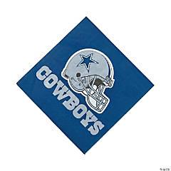 Paper NFL® Dallas Cowboys™ Luncheon Napkins