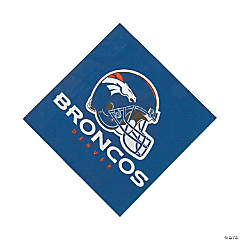 Paper NFL® Denver Broncos™ Luncheon Napkins