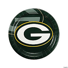 Paper NFL® Green Bay Packers™ Dinner Plates