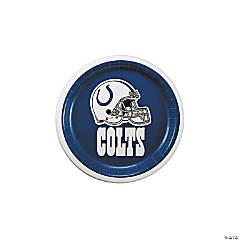 Paper NFL® Indianapolis Colts™ Dessert Plates