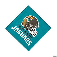 Paper NFL® Jacksonville Jaguars™ Luncheon Napkins