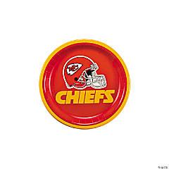 Paper NFL® Kansas City Chiefs™ Dessert Plates
