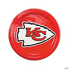 Paper NFL® Kansas City Chiefs™ Dinner Plates