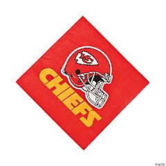 Paper NFL® Kansas City Chiefs™ Luncheon Napkins
