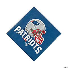 Paper NFL® New England Patriots Luncheon Napkins