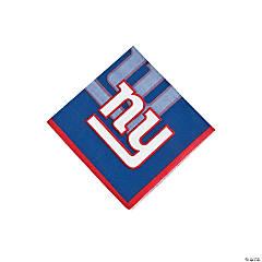 Paper NFL® New York Giants™ Beverage Napkins