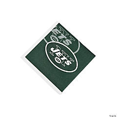 Paper NFL® New York Jets™ Beverage Napkins