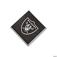 Paper NFL® Oakland Raiders™ Beverage Napkins