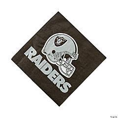 Paper NFL® Oakland Raiders™ Luncheon Napkins