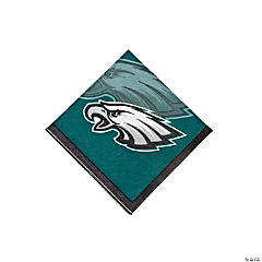 Paper NFL® Philadelphia Eagles™ Beverage Napkins