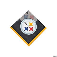 Paper NFL® Pittsburgh Steelers™ Beverage Napkins