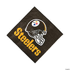 Paper NFL® Pittsburgh Steelers Luncheon Napkins