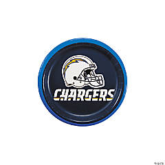 Paper NFL® San Diego Chargers™ Dessert Plates