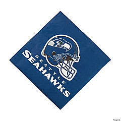 Paper NFL® Seattle Seahawks™ Luncheon Napkins