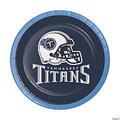 Paper NFL® Tennessee Titans™ Dessert Plates