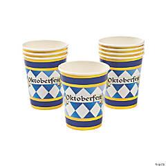 Paper Oktoberfest Party Cups