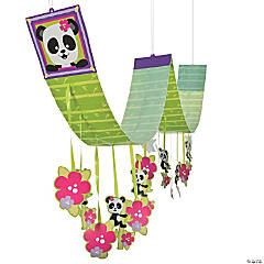 Paper Panda Party Hanging Ceiling Decoration
