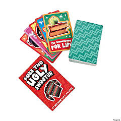 Paper Pass the Ugly Sweater Card Games