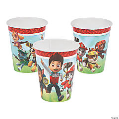 Paper Paw Patrol Cups