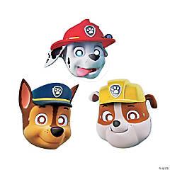 Paper Paw Patrol Masks