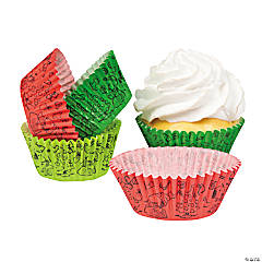 Paper Peanuts® Christmas Baking Cups