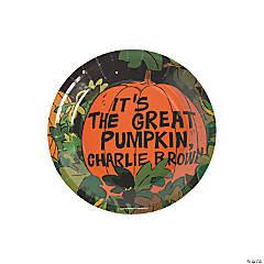 Paper Peanuts® Halloween Dessert Plates