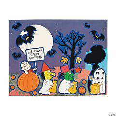Paper Peanuts® Halloween Sticker Scenes