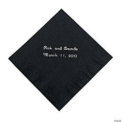 Paper Personalized Napkins - Luncheon or Beverage