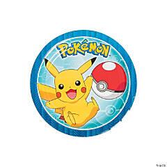 Paper Pikachu & Friends Dessert Plates