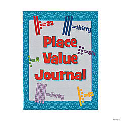 Paper Place Value Journal
