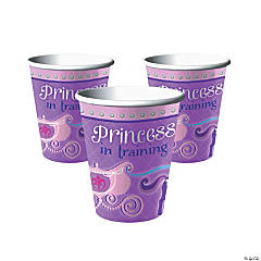 Paper Sofia The First Cups
