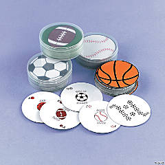 Paper Sport Ball Playing Cards