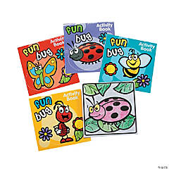Paper Spring Fun And Games Activity Books