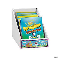 Paper Springtime Activity Pads PDQ