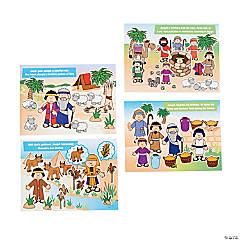 Paper Stories of Joseph Mini Sticker Scenes