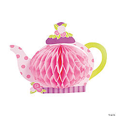 Paper Tea Party Centerpiece