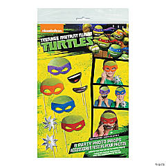 Paper Teenage Mutant Ninja Turtles Photo Stick Props