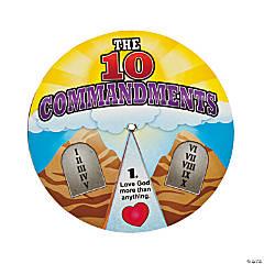 Paper Ten Commandments Learning Wheels
