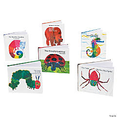Paper The World of Eric Carle™ Mini Hardcover Notebooks