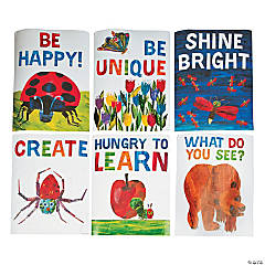 Paper The World of Eric Carle™ Motivational Posters