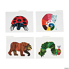 Paper The World of Eric Carle™ Teacher File Folders