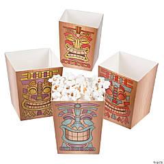 Paper Tiki Popcorn Boxes