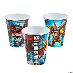 Paper Transformers™ Cups