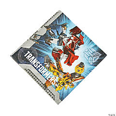 Paper Transformers™ Luncheon Napkins