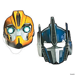 Paper Transformers Masks